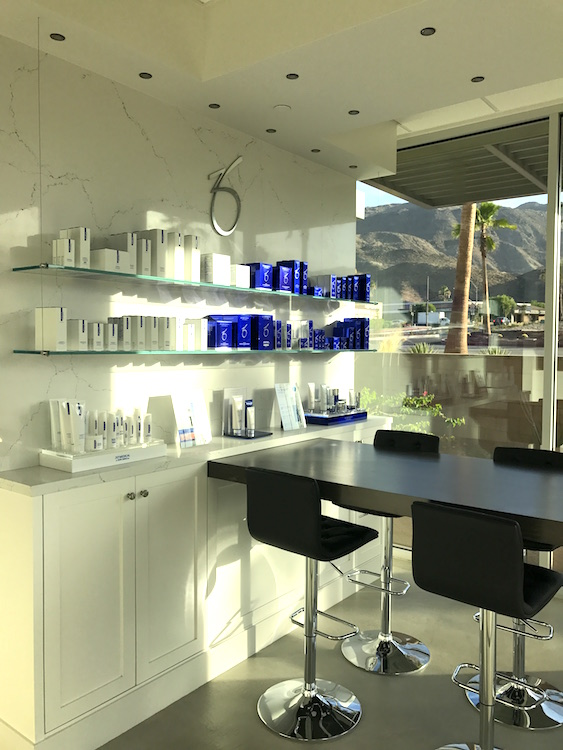 Body by OrangeTwist Rancho Mirage | Lounge Area and Conference Room