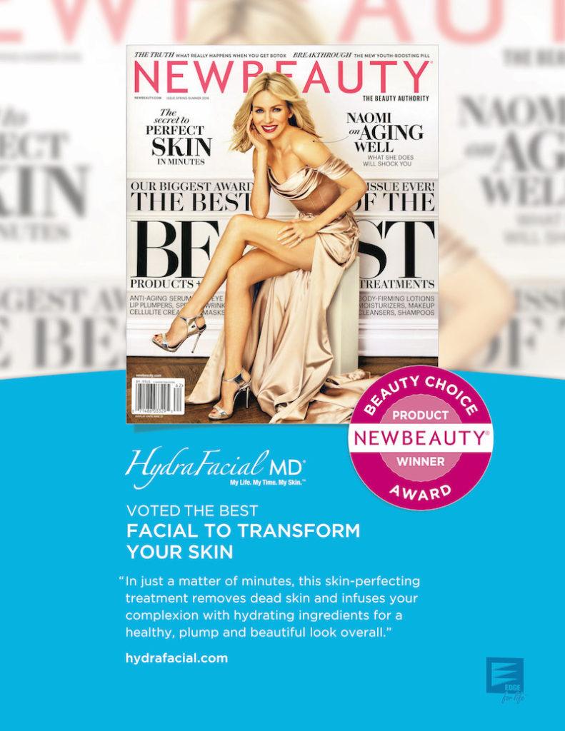HydraFacial MD at OrangeTwist | Restorative Facial Treatments | New Beauty Magazine Best Skin Treatment