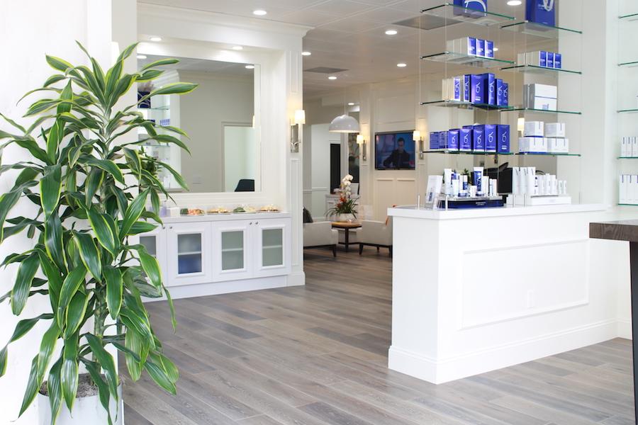 Brea CoolSculpting Center Treatment Room 1 | OrangeTwist