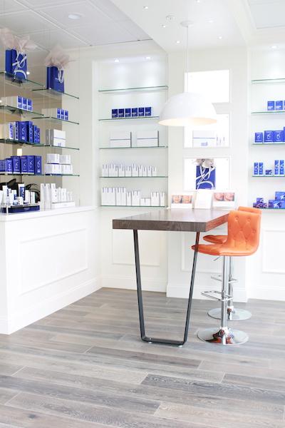 Brea CoolSculpting Center Lobby | OrangeTwist