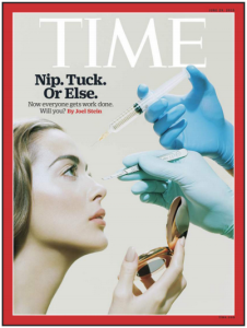 Time Magazine CoolSculpting Article| Body by OrangeTwist